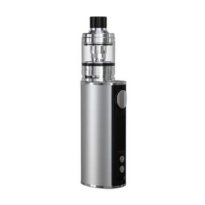 iStick T80 80W 4.5ml 3000mAh Kit with MELO 4 D25 Tank - Silver
