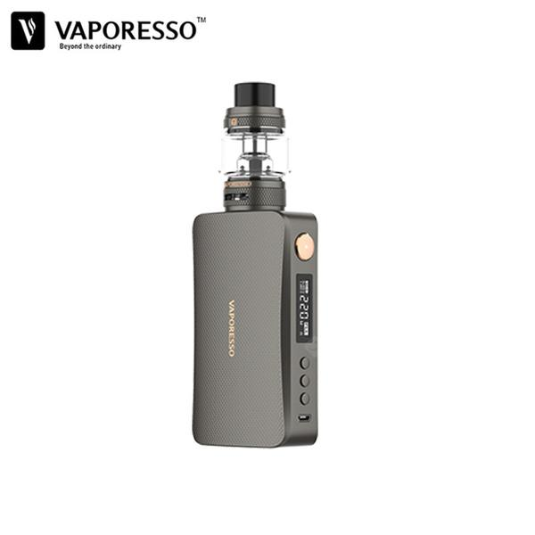 VAPORESSO GEN S Kit 8ml NRG-S Tank GT Mesh Coil 0.18ohm & GT4 Coil Powered by Dual 18650 Battery VS GEN NANO