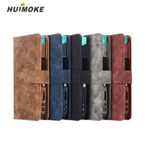 New Portable Electronic Cigarette Pu Leather Material  Bag For IQOS For IQOS 2.4 Plus Universal Case Cover Protective Pouch