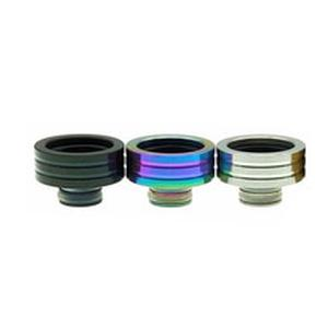 25pcs e-Cigarette Drip Tip 510 changed to 810 Adapter Connector for Vape 510 Drip Tip Atomizer Tank RTA RDTA