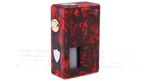 Leon 18650 BF Squonk Mechanical  (Red)