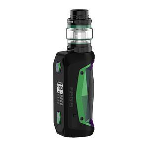 GeekVape Aegis Solo 100W 5.5ml TC VW + Cerberus Tank Kit - Green