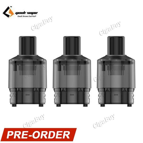 3 x   Mero Empty Pod Cartridge