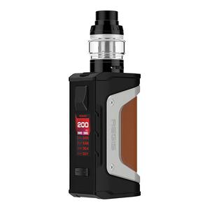 Aegis Legend TC VW  w/ Aero Mesh Atomizer 5.0ML Kit  - Silver