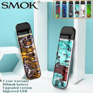 Smok Vape pod  novo 2 kit 800mAh built-in battery 2ml pod cartridge Electronic cigarette vape Vaporizer Pod kit