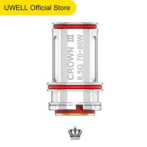 UWELL CROWN 3 Coil Replacement Vape Mesh Coil 0.4ohm 0.25ohm 0.5ohm 0.23ohm UN2 Coil For the CROWN 3 Tank Vape