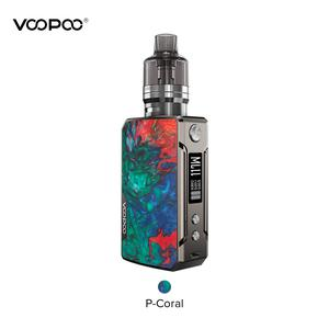 DRAG Mini Platinum 117W Box Kit Built-in 4400mAh Refresh Edition Compatible With PnP Pod Tank All PNP Coils