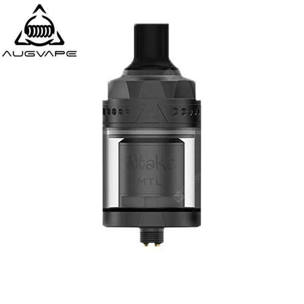 Intake MTL RTA Tank 24mm Diameter DL/MTL Electronic Cigarette Vaporizer Top to bottom airflow Rebuildable Vape Atomizer