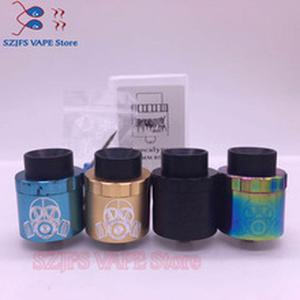 Apocalypse GEN 2 RDA atomizer RDA 24mm 25mm rebuildable tank with squonk BF pin for 510 electronic cigarette box Mod