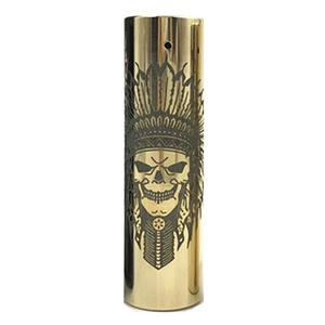 Rogue Style 18650 Rainmaker Mechanical Mod 25mm - Brass