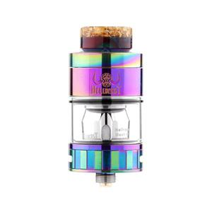 HELLVAPE Hellbeast 24mm Sub Ohm Tank Clearomizer 4.5ML - Rainbow