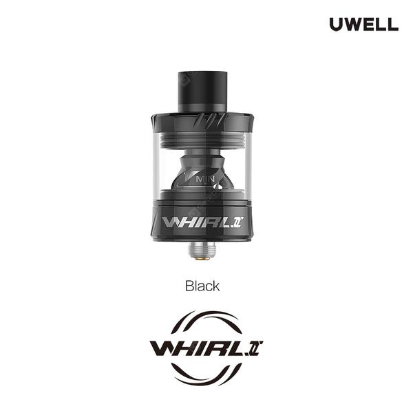 Whirl II Tank 3.5ml Whirl 2 Tank 0.6ohm DTL and 1.8ohm MTL Electronic Cigarette Atomizer Vaporizer