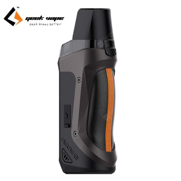 GeekVape Aegis Boost LE Bonus Kit 1500mAh Built-in Battery 40W Mod with 3.7ml Cartridge 5 Coils Included Ecigarette Original