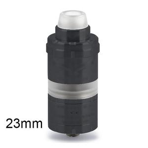 VG Kronos 2 S Style 23mm 316SS RTA  4.0ML - Black