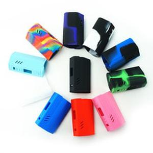 1pcs Triade DNA 25  300W  Silicone  Case Mod pod Vape protective texture Cover Rubber Skin Warp sleeve fit luxe 220w