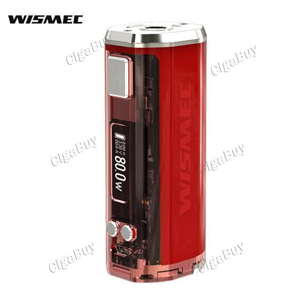 SINUOUS V80 80W TC  - Red