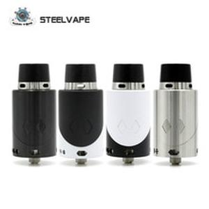 Original  EX RDA Atomizer Three Types Drip Tips 25MM 510 Thread Tank Vaporizer For Electronic Cigarette s E Cig
