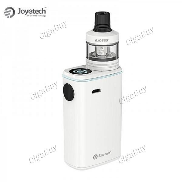 Exceed Box with Exceed D22C Starter Kit 3000mAh - White