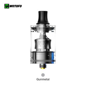 COG MTL RTA Vape Tank 22mm 3ml Airflow Control Fast Clamp Coil Atomizer for 510 Thread Mod