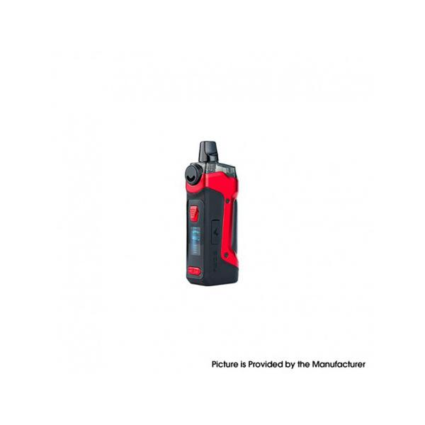GeekVape  Aegis Boost Plus 40W 5.5ml TC VW Mod Pod System Vape Starter Kit - Devil Red