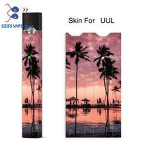 E Cigarette Skin For Case Colorful Painting Pattern Protector 3M Design Wrapper Vape Accessories