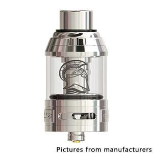 EHPRO ET112   24.5mm Sub Ohm Tank Clearomizer 2.0ML/3.5ML - Silver