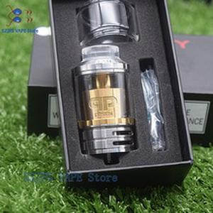 hot qp fatality m25 rta 4ML / 5.5ML Glass tank Atomizers 25mm Upper Diameter Adjustment airflow fatality RTA Giant Steam v5 6S