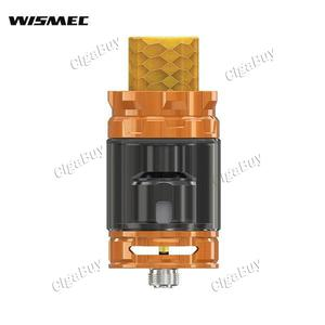 WISMEC Gnome King 5.8ML Tank Atomizer - Gloss Gold