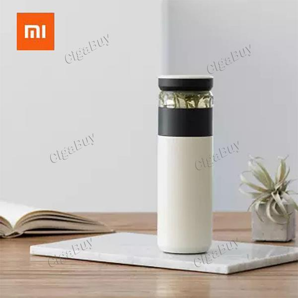 Xiaomi Fun Home Portable Water Vacuum Cup 520ml Outdoor Travel Tea Water Mug