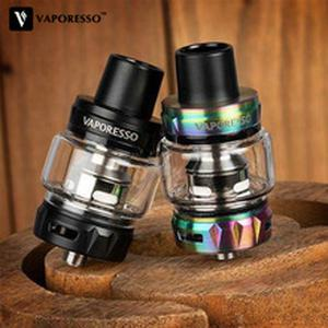 Original  SKRR S Vape Tank 8ml Electronic Cigarett Atomizer with QF Strips Meshed Coil For LUXE GEN Polar Armour pro