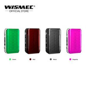 Original WISMEC SINUOUS V200 TC  Output 200W Wattage By VW/TC/TCR Mode 510 Thread Electronic Cigarette mod
