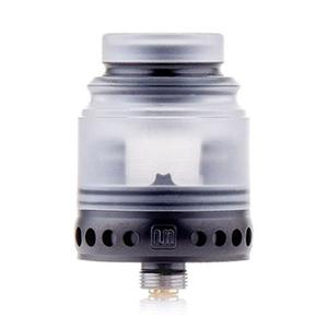 Anglo 24mm RDA  w/ BF Pin - Black/White
