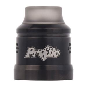 22mm Conversion Cap for Profile RDA - Gun Metal