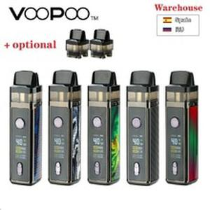 Original  VINCI Mod Pod Vape Kit with 1500mAh Battery & 5.5ml Pod & New GENE.AI chip & VW Pod System vs Drag Nano/ Shogun