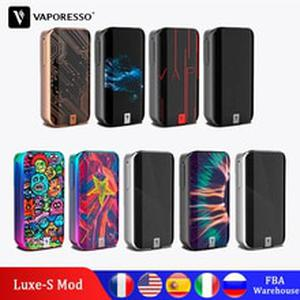 Original Electronic Cigarette  Luxe Box 200W Mod Vape By Dual 18650 Battery Compatible with 510 Thread Atomizer