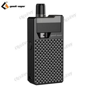 Frenzy 950mAh Pod System Kit - Black Carbon Fiber