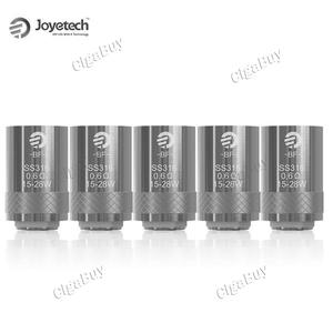 5Pcs BF SS316 Mouth Inhale Coil Head 0.6ohm