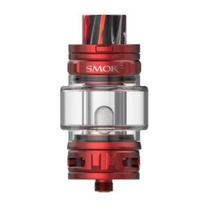 TFV18 Sub Ohm Tank Clearomizer Vape Atomizer - 7.5ml, 0.15ohm / 0.33ohm, 31.6mm - Red