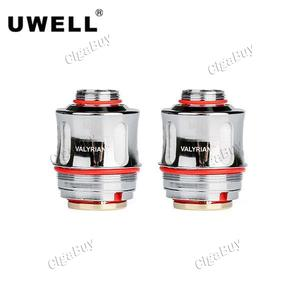 2 x   Valyrian UN2 Meshed Coil Head 0.18ohm