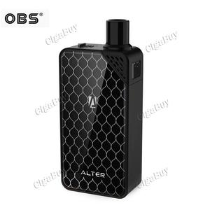 Alter 2500mAh Pod Kit - Black