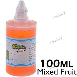 100ml Mixed Fruit Flavor E-liquid 16mg Nic