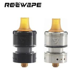 Vape Vaporizer Manta V2 MTL RTA 2.0 22mm 2ml Atomizer Rebuildable Tank Single Coil 4 levels Bottom Airflow Control e-Cigarette