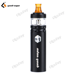 Flint 1000mAh MTL AIO Starter Kit - Black