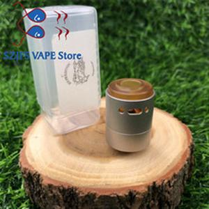 YFTK L Hypersonic RDA  With BF Pin 316 Stainless Steel 22mm Diameter Steam Atomizer sxk vape tank
