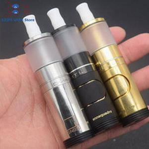ennequadro mod kit 18350 battery  22mm Vaporizer Mechanical vape electronic cigarette Kit vs Dvarw MTL V2 Style RTA/sob mod kit