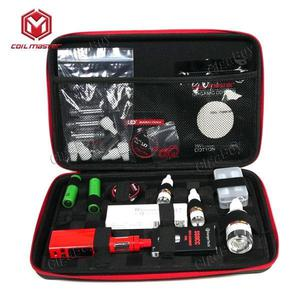 Coil Master Kbag Vape Coiling Tools Bag Case - Black