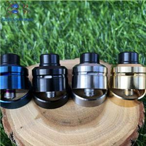 Daywon rda Mouth type 22/24mm diamater 316 stainless steel  Vaporizer Atomizer DIY  Original  tank fit 510 vape vs goon 25