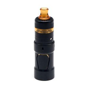 18350 Piper Mod + Whisper RDTA Kit - Black Yellow