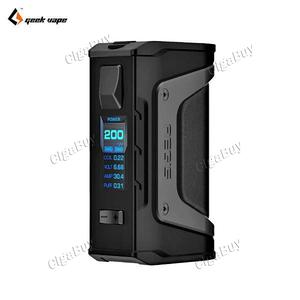 GeekVape Aegis Legend 200W TC  - Stealth Black