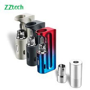 ZZtech A1 original heat without burn Vaporizer Original not fire vape pen with 1300mah vape kit electronic cigarette for heets